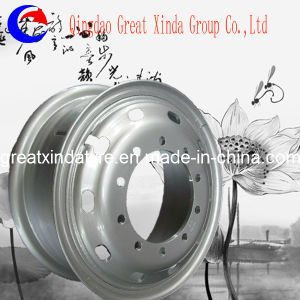 Heavy Duty Truck Wheel Rim (8.5-24) pictures & photos