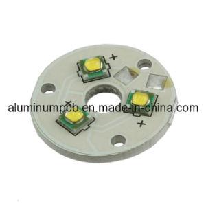 Round LED PCB