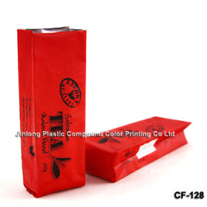 250g Sides Gusset Packaging Bag for Tea pictures & photos