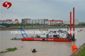 Hydraulic River Sand Dredger pictures & photos