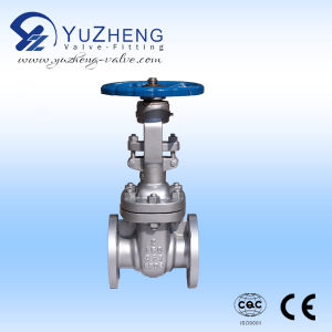 Stainless Steel High Pressure Gate Valve pictures & photos