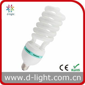 High Power Half Spiral Energy Saving Lamp-65W T6 pictures & photos