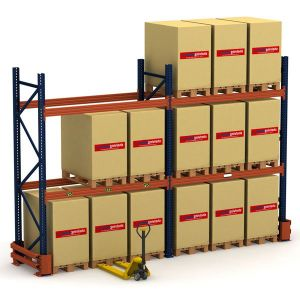 Heavy Duty Pallet Type Rack (JW-HL-021) pictures & photos