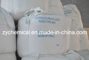 Na2so4 Sodium Sulfate, for Synthetic Detergents, Vinylon, Dye and Dyeing, Glass, Pharmaceuticals, Leather and Rubber pictures & photos