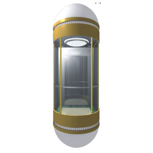 CE Approved Observation Panoramic Elevator (BEC01)