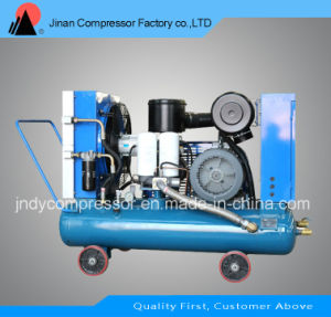 Portable Mobile Screw Air Compressor pictures & photos