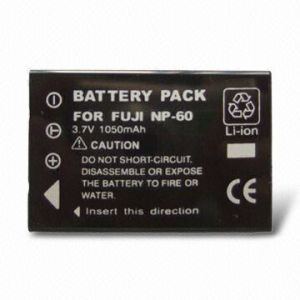 3.7V Replacement Digital Camera Battery for Olympus LI-60B pictures & photos
