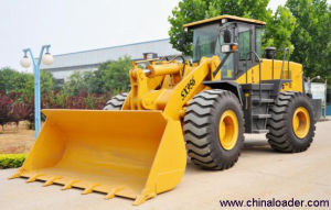 5.0t Wheel Loader (SX956)