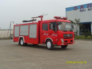 Dongfeng Tianjin 1160 4*2 Fire Truck