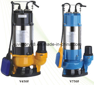 Stainless Steel Pump V Series (WQ20-4-0.75) pictures & photos