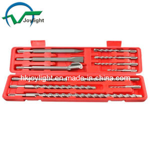 SDS Plus Shank Electric Hammer Chisels Drill Bits Set (JL-SDBC12) pictures & photos