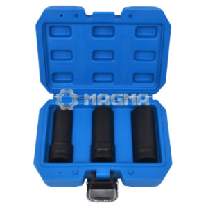 "3 PCS 1/2"" Drive Damaged Wheel Nut Remover Socket Set pictures & photos"