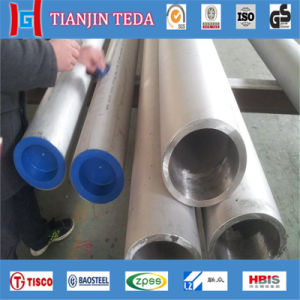 Stainless Steel Pipe A312 Gr TP304 pictures & photos