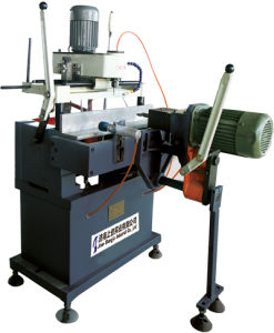 PVC Window Lock Hole Milling Machine