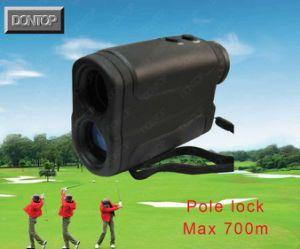 6X25 700m Black Laser Distance Measurement pictures & photos