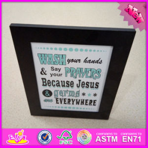 2016 Wholesale Wooden Waterproof Picture Frame, Cheap Waterproof Picture Frame, Fashion Wooden Waterproof Picture Frame W09A048 pictures & photos