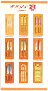 920 * 2130 Door Skin Formica pictures & photos