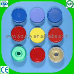 20mm Aluminum Plastic Cap for Bottle pictures & photos