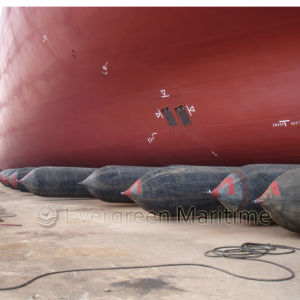 Marine Rubber Ship Launching Balloon Widely Used in Shipyard in Marine Supplies pictures & photos