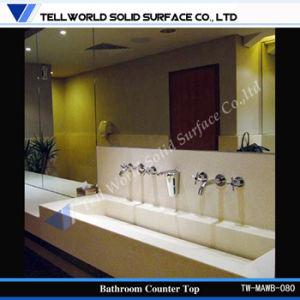 Long Wash Sink / Wash Basin For Bathroom