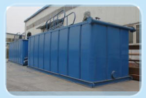 Mud Mixing System 20cbm Mixing Tank with Power pictures & photos