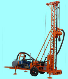Forward / Reverse Circulation Drilling Rig (GSD-11)