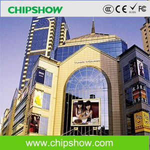 Chipshow Ak10s IP65 Full Color Outdoor LED Advertising Display pictures & photos
