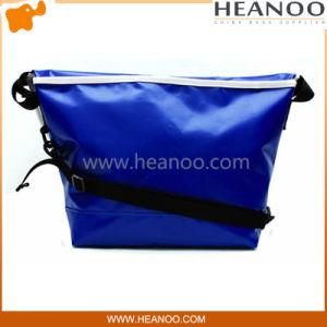 Top Popular Branded Travel Blue Men Women′s Messenger Backpack Bag pictures & photos