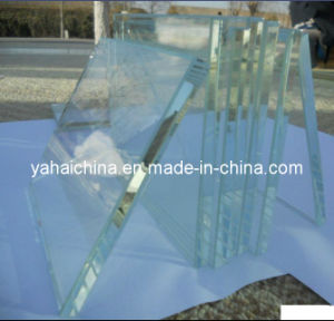 3mm Ultra-Clear Tempered Laminated Glass pictures & photos