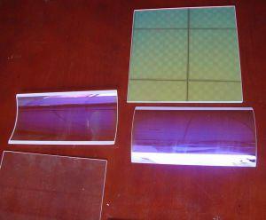 Curve Quartz Plate / Plane Quartz Glass