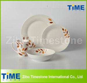 Hot Sale 16PCS Porcelain Dinner Set pictures & photos