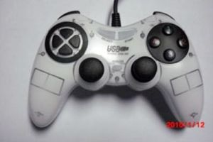 USB Dual Shock Joypad