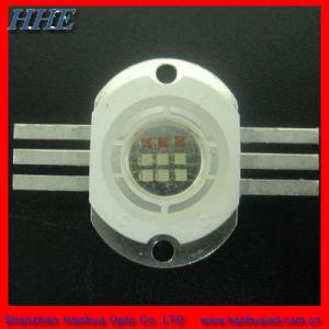 10W RGB High Power LED (100% Guaranteed) (HH-10WP6RGB33M)