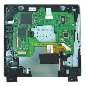 D2B DVD Drive Repalcament for Wii