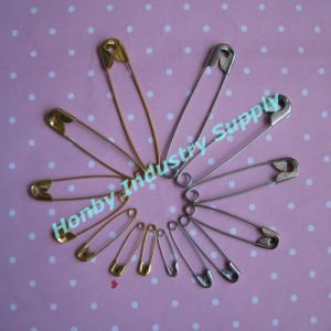 Golden and Silver Safety Pin for Hang Tags (SPT) pictures & photos