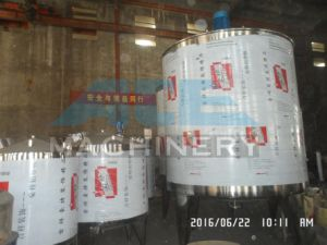 1000L Steam Heating Mixing Tank Stainless Steel Mixing Tank (ACE-JBG-C1) pictures & photos