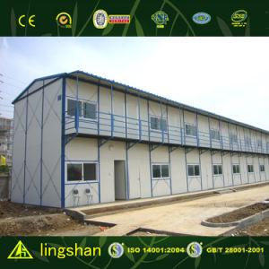 Economic Prefab Steel Site Office pictures & photos