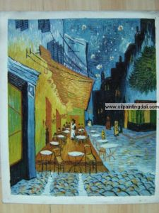 Van gogh Oil Painting On Canvas (T68)