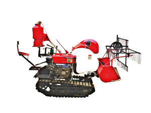 Mini Combine Harvester for Paddy and Wheat pictures & photos