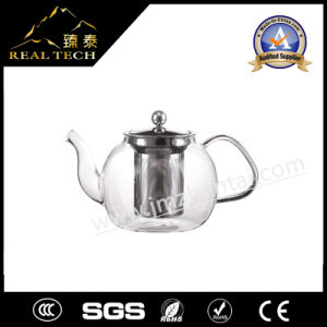 Heat Resistant Tea Maker Tea Glass pictures & photos