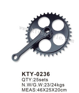 Bike Chain Wheel Crank (KTY-0236)