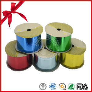 Maunfacture Colorful Plastic Gift Ribbon Rolls pictures & photos