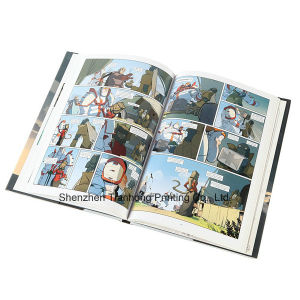 Custom Comic Books Printing (OEM-SC008) pictures & photos