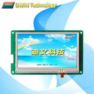 Economic 4.3 Inch Uart TFT LCD Module / HMI, Touch Screen Optional, Dmt48270c043_03W