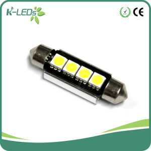 Canbus LED 42mm 4SMD5050 LED Bulbs for Cars pictures & photos
