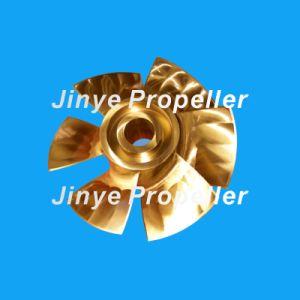 Water-Jet Propulsion Six-Blade Propeller