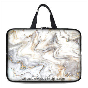 Marble Notebook Sleeve 15 15.6 17 17.3 Inch Laptop Bag Case for MacBook Air PRO Case pictures & photos
