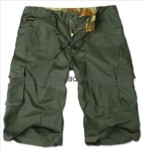 Men′s Cargo Short With Spandex (MDSP1120)