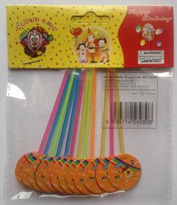 Plastic Fruit Fork-013
