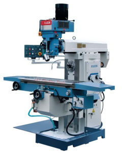 Milling Machine with CE Approved (Milling Machine XL6336 X6336) pictures & photos
